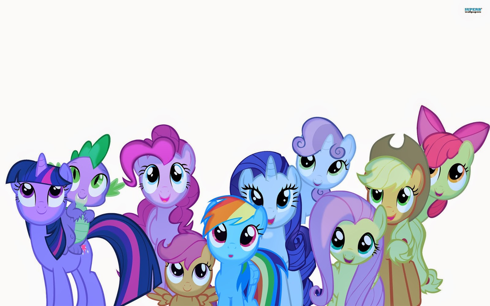 My Little Pony Friendship Is Magic Wallpaper Khusus Android 2015