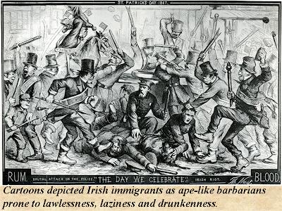 Image result for Australian irish immigration