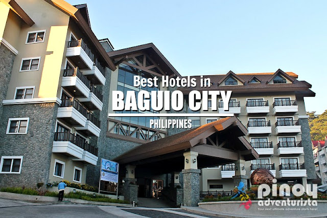 Top Best Hotels in Baguio City