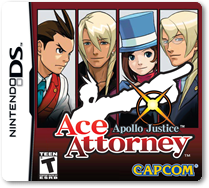 Ace Attorney: Apollo Justice NDS, Español, Mega