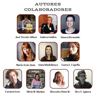 Autores que han colaborado con el Gran Sorteo Día del Libro