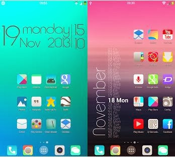 Kitkat Hd Launcher Theme Icons Apk V6 Download Android