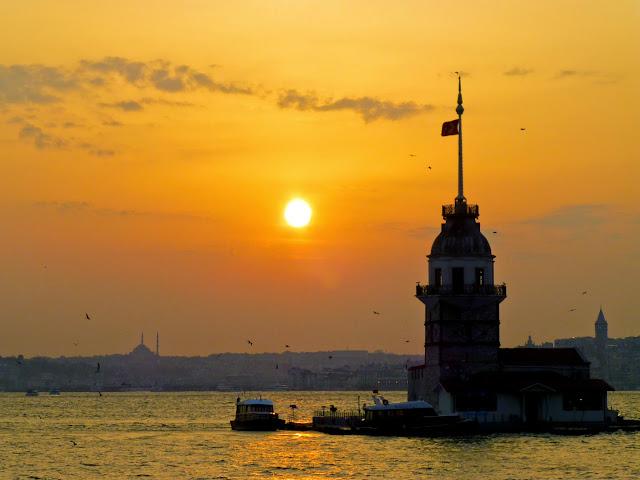Torre de Leandro - Estambul