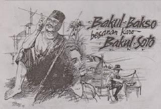 """Cerkak Bahasa Jawa """"Bakul Bakso Besanan karo Bakul Soto"""""""