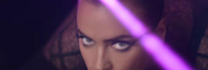 Iryna è la Modella della Pubblciitò L'Oreal Paris nuovo mascara con Natasha Poly