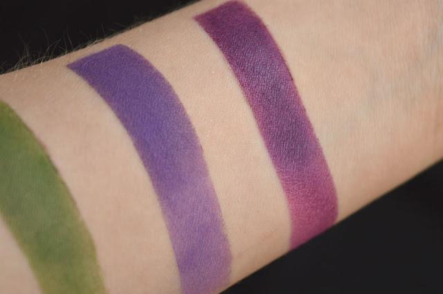 Heroine cosmetics TVillainous - Antihero - Sugarpill Poison Plum