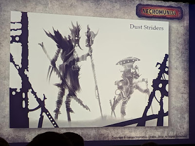 Dust Striders Necormunda