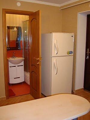 1-комнатные апартаменты (вариант 3) отельного комплекса в Семидворье
