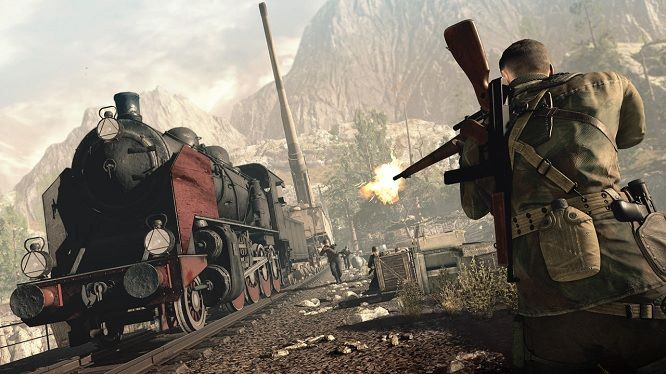 sniper elite 4 free download for pc gameplay