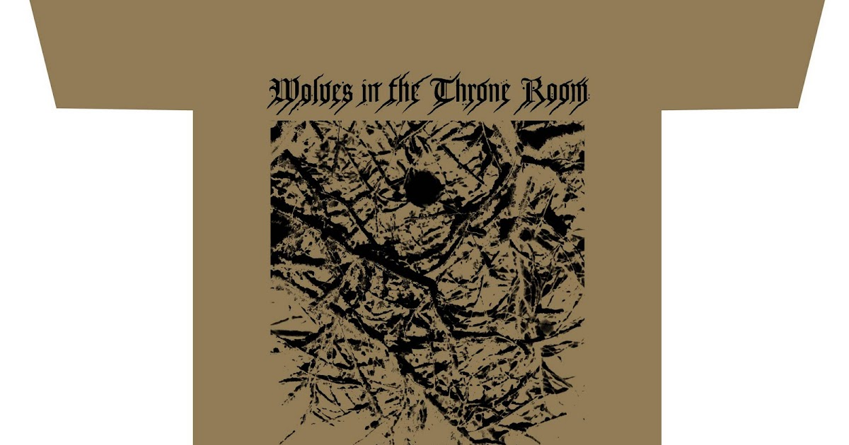 Fire In Fog Wolves In The Throne Room Shirt Designs