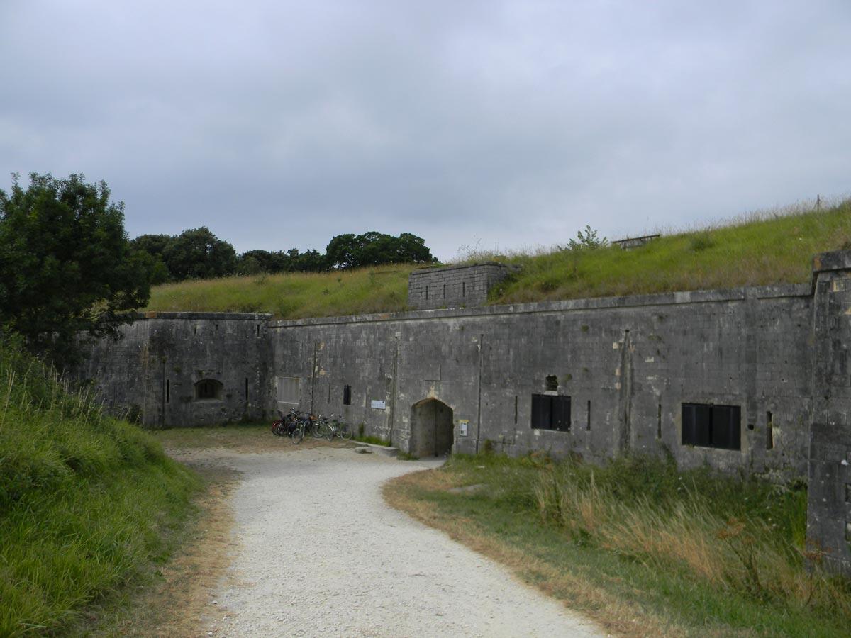 Fort Liédot, île d'Aix