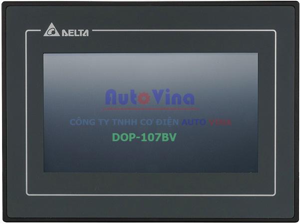 Đại lý bán màn hình cảm ứng HMI Delta 7 inch DOP-107BV