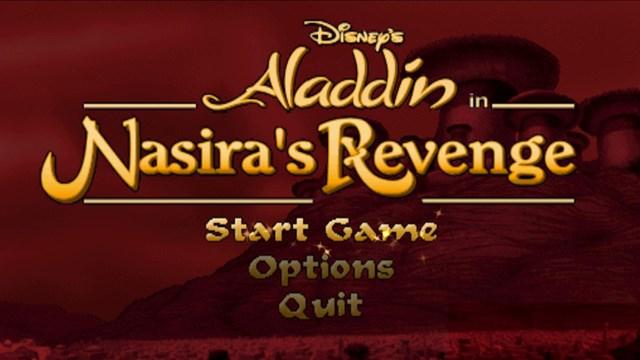 Download Disney Aladdin Nasira's Revenge PC Games