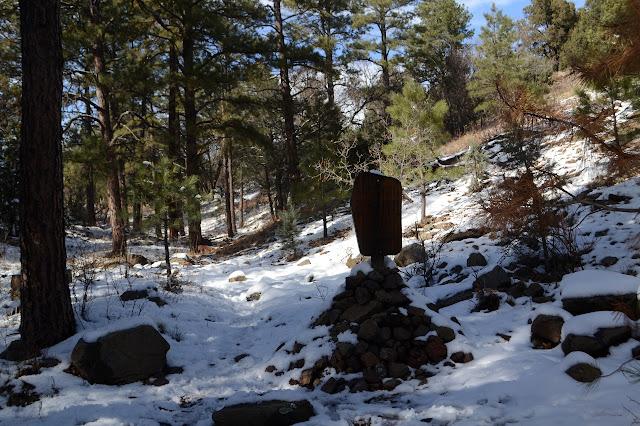 wilderness sign