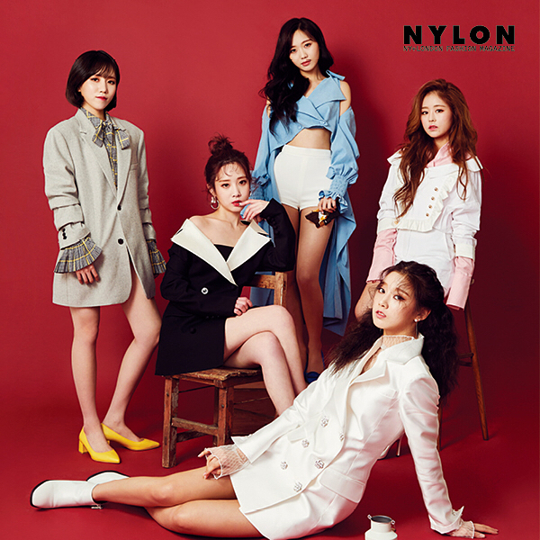 Lovelyz Korean Girl Group
