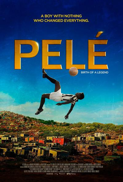 Pelé: Birth of a Legend full movie