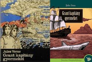 Grant kapitány gyermekei könyv bemutatás