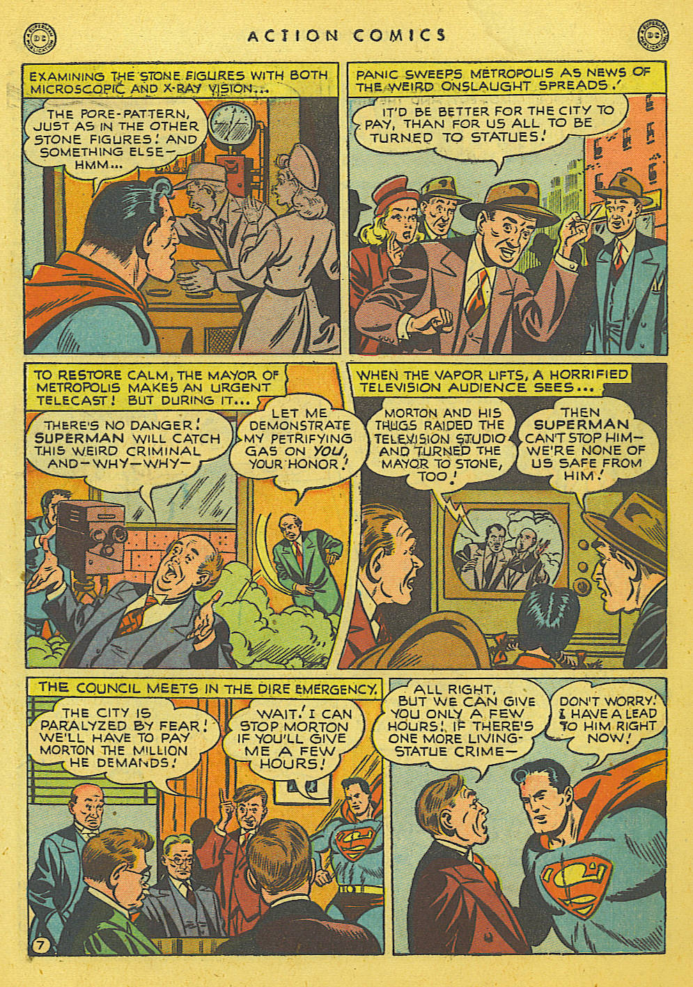 Read online Action Comics (1938) comic -  Issue #135 - 8