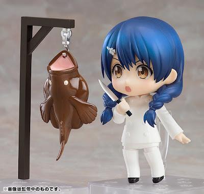 "Nendoroid Megumi Tadokoro de ""Shokugeki no Souma"" - Good Smile Company"
