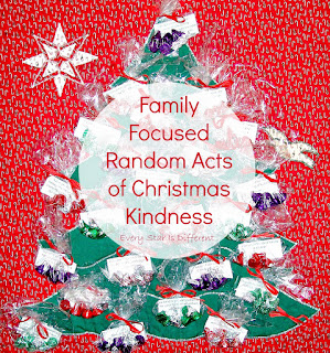 Family Focused Random Acts of Christmas Kindness