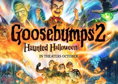 مشاهدة فيلم المغامرات والكوميديا العائلي Goosebumps 2: Haunted Halloween 2018 مترجم اون لاين