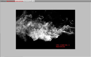 tutorial cara membuat asap rokok