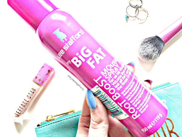 Lee Stafford My Big Fat Root Boost Review