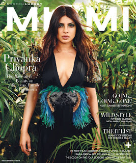 Priyanka Chopra Modern Luxury Photoshoot 2017