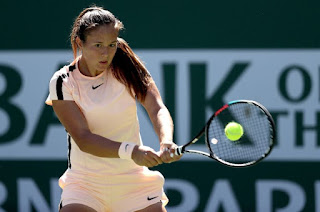 Kasatkina hits prime time at Indian Wells