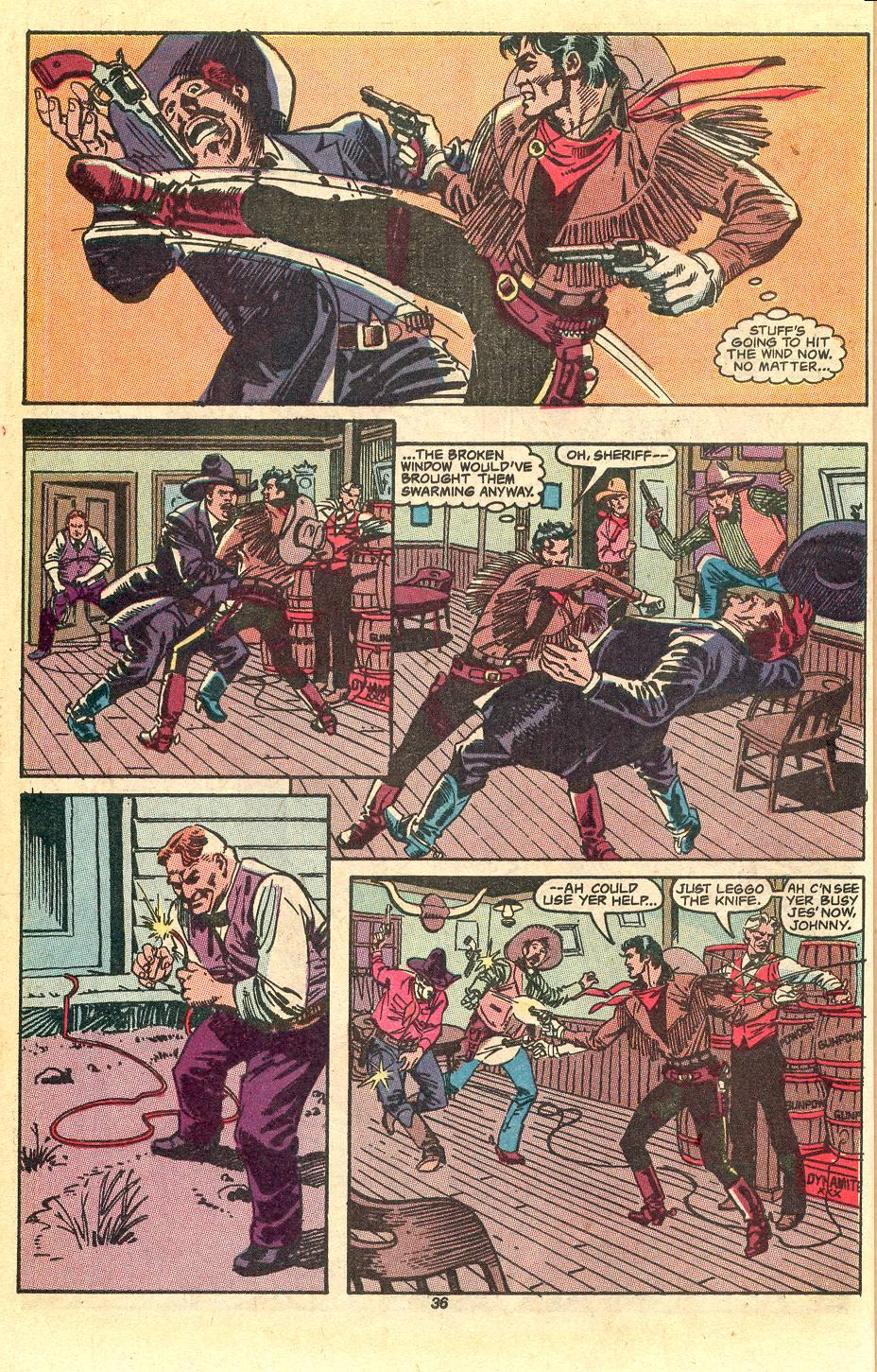 Read online Secret Origins (1986) comic -  Issue #50 - 38