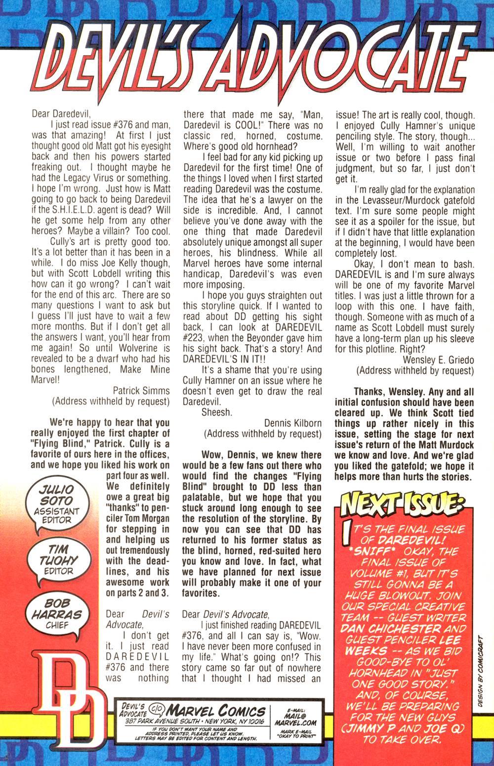 Daredevil (1964) 379 Page 29