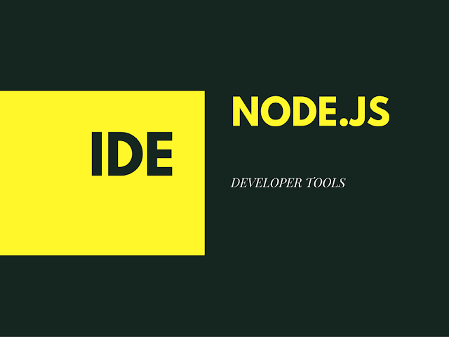 List of Best Node.js IDE's