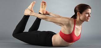 Yoga Bow POSE hareketi nasıl yapılır