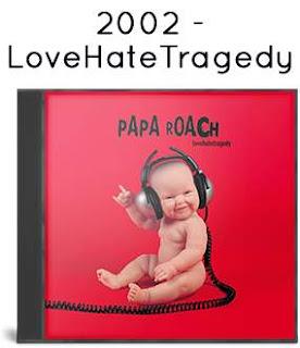 2002 - LoveHateTragedy