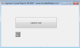 Cara Membuat Laporan Crystal Report Pada VB .Net 2010