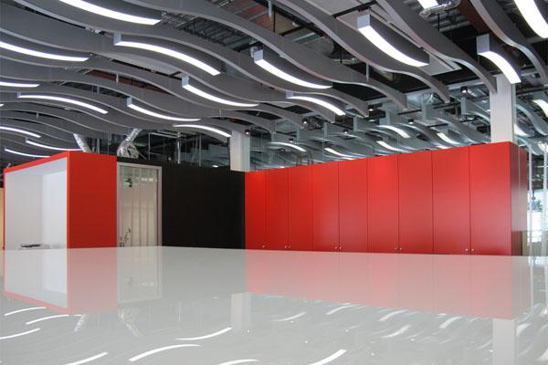 Oficinas de skype en luxemburgo de wam arquitectura y for Los mejores disenos de interiores
