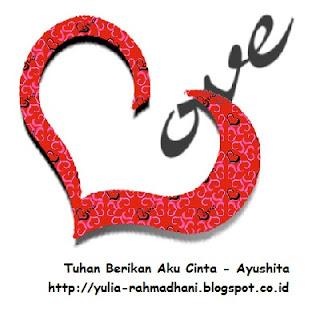 Tuhan Berikan Aku Cinta - Ayushita