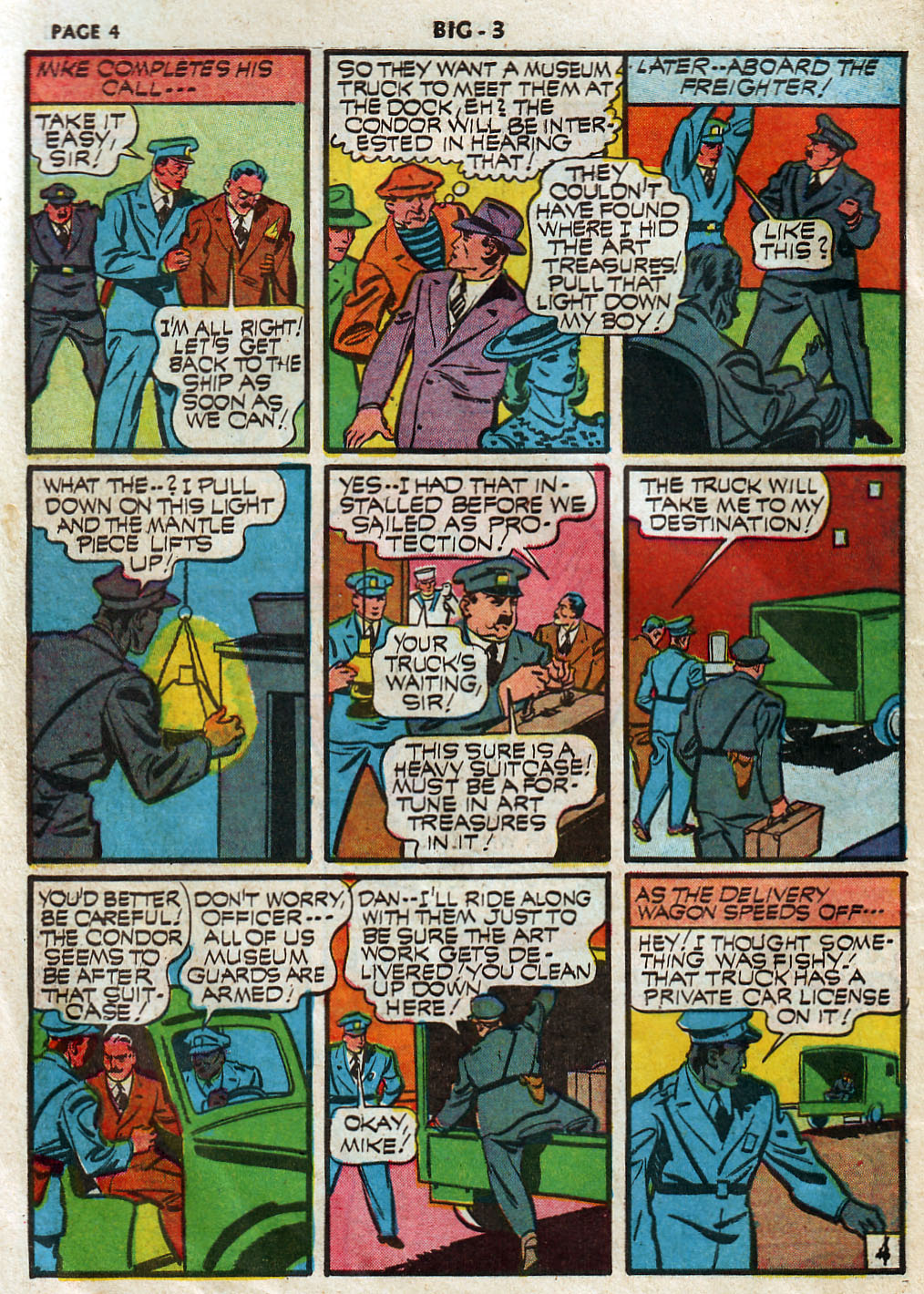 Big 3 issue 6 - Page 6