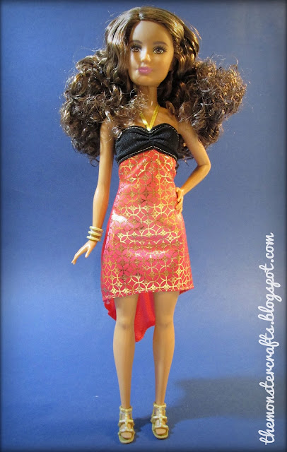Doll review Crazy for Coral