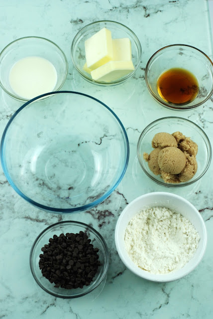 raw cookie dough recipe and video