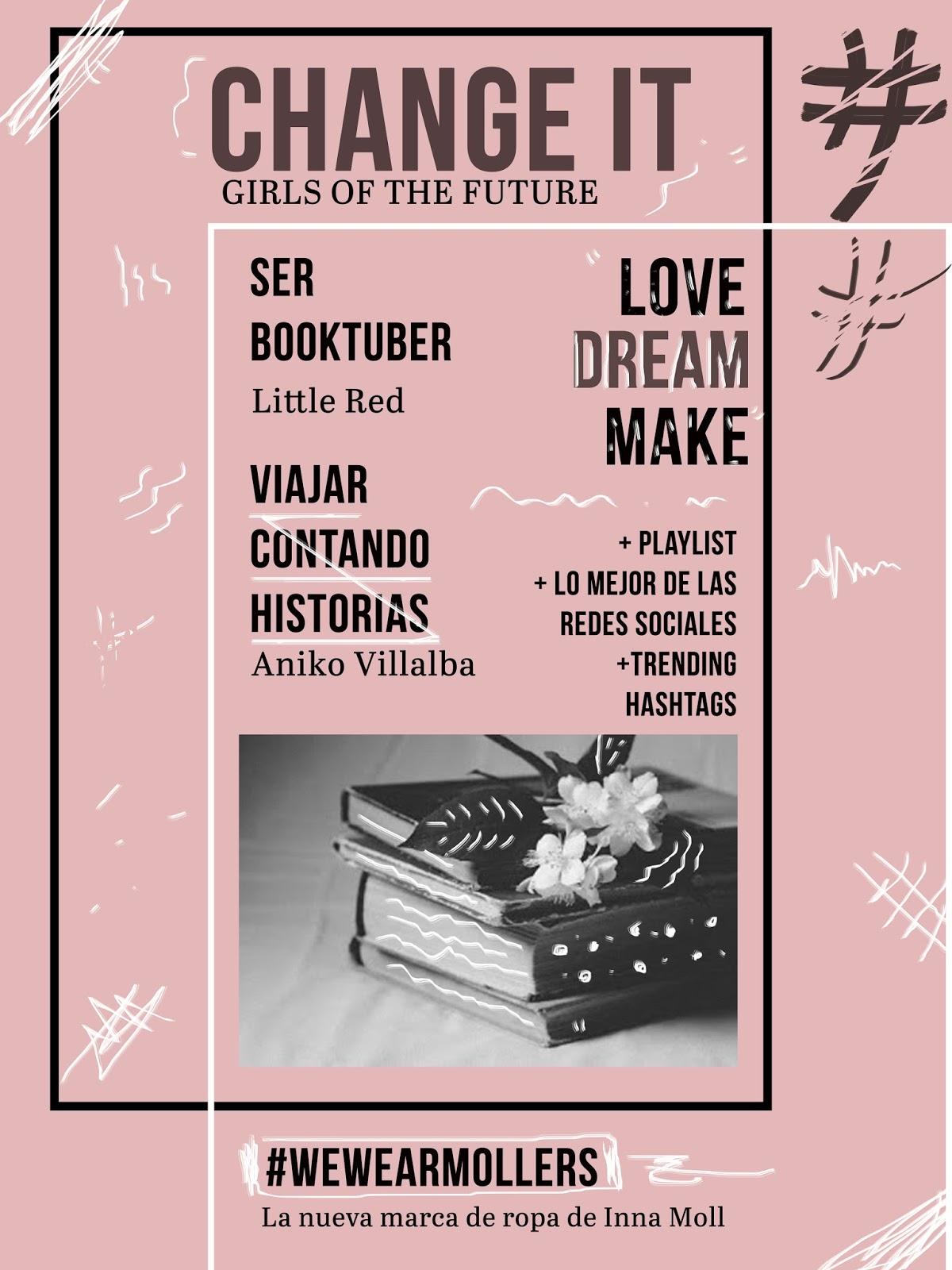 nueva revista, chcias del futuro, millenials, redes sociales, tecnología, youtubers, influencers