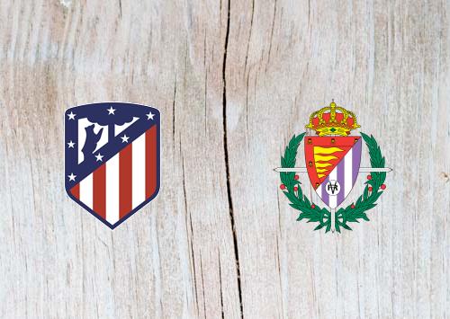 Atletico Madrid vs Real Valladolid - Highlights 27 April 2019