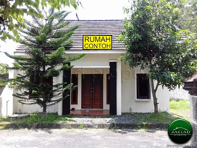 Rumah dalam Perumahan jalan Tajem