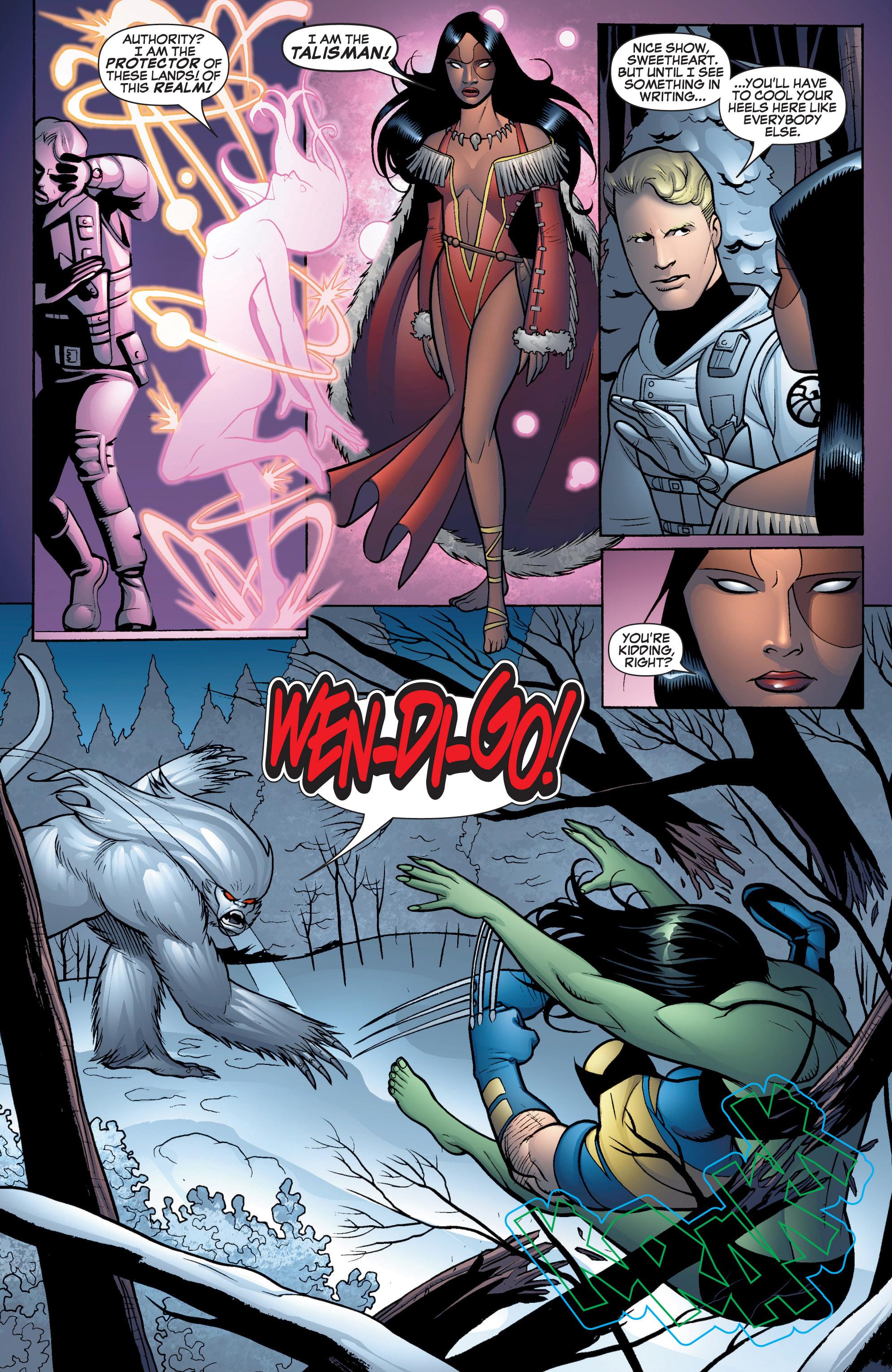 Read online She-Hulk (2005) comic -  Issue #16 - 8