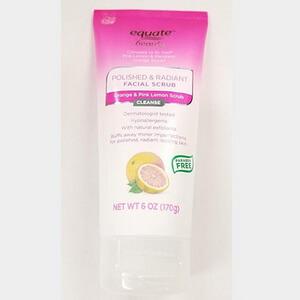 Sữa rửa mặt tẩy da chết Equate Beauty ngăn ngừa mụn mỹ phẩm xách tay từ Mỹ