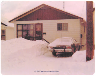 Front yard winter 1978
