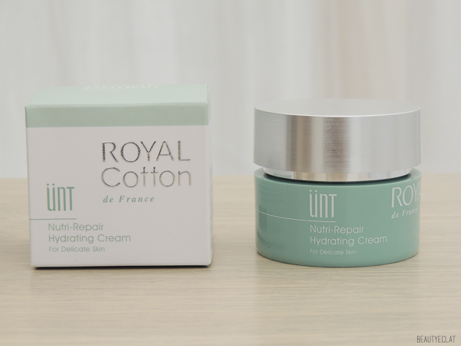 test avis unt royal cotton france soins visage