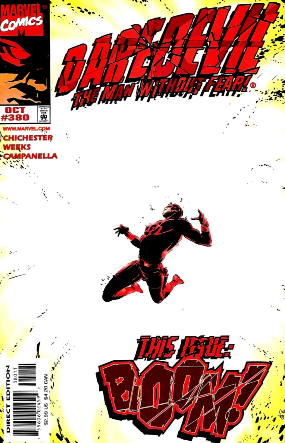 Daredevil (1964) 380 Page 0