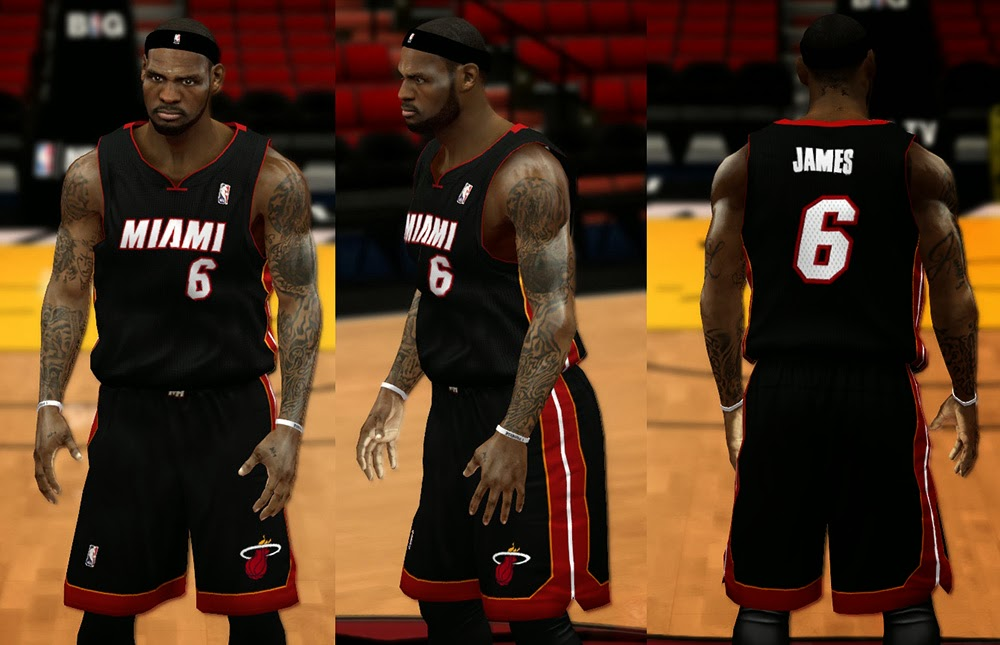 Miami Heat Away Jersey