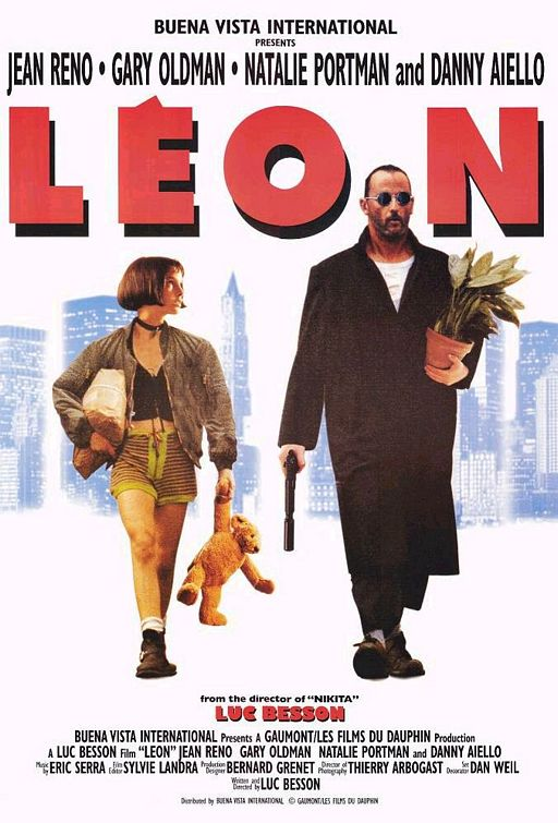 Nonton Film Leon: The Professional (1994)